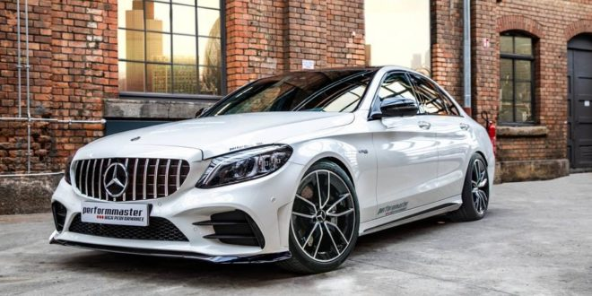 Performmaster Mercedes C43 AMG with 460 PS & 610Nm