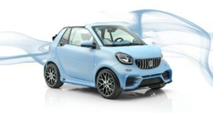 Smart Fortwo Fortwo Cabrio Tuning Mansory 2019 1 e1551867591615 310x165 Smart Fortwo und Fortwo Cabrio vom Tuner Mansory