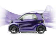Smart Fortwo Fortwo Cabrio Tuning Mansory 2019 13 190x127 Smart Fortwo und Fortwo Cabrio vom Tuner Mansory