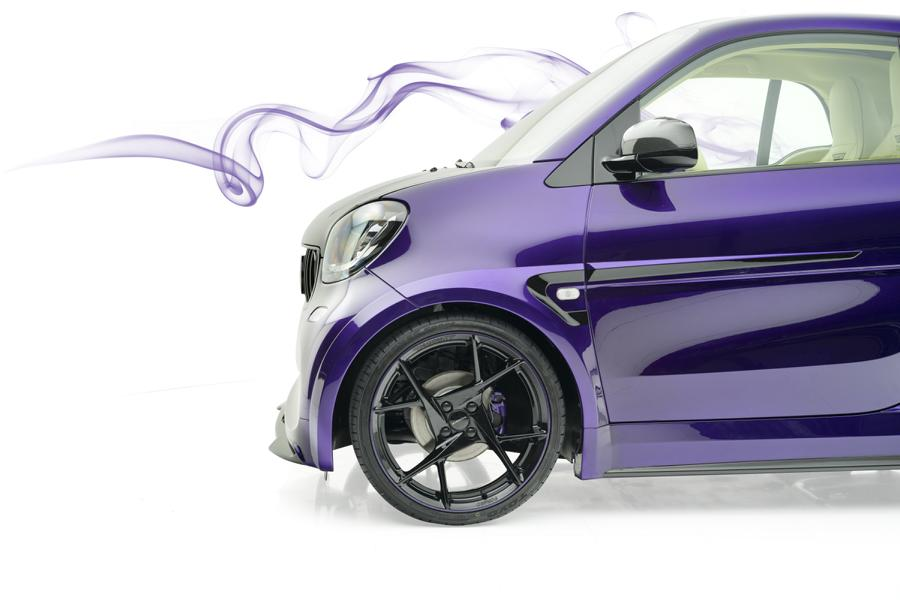Smart Fortwo Fortwo Cabrio Tuning Mansory 2019 15 Smart Fortwo und Fortwo Cabrio vom Tuner Mansory