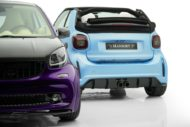 Smart Fortwo Fortwo Cabrio Tuning Mansory 2019 19 190x127 Smart Fortwo und Fortwo Cabrio vom Tuner Mansory