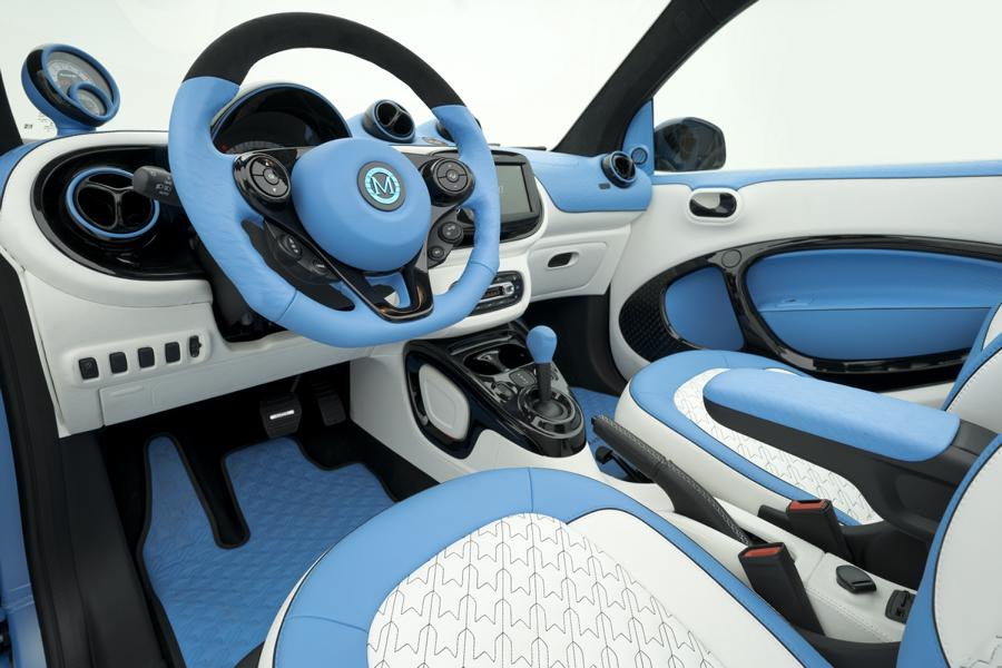 Smart Fortwo Fortwo Cabrio Tuning Mansory 2019 6 Smart Fortwo und Fortwo Cabrio vom Tuner Mansory