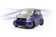 Smart Fortwo Fortwo Cabrio Tuning Mansory 2019 9 190x127 Smart Fortwo und Fortwo Cabrio vom Tuner Mansory