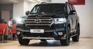 Toyota Land Cruiser 200 SUV MTR Design Bodykit Tuning 26 310x165 Video: Brutal   Ford GT gegen getunte 2019 Corvette ZR1