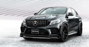 Wald Bodykit 24 Zoll C292 Mercedes GLE SUV Coupe Tuning 3 310x165 2019 Wald International EXECUTIVE LINE Toyota Alphard