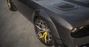 Widebody Dodge Challenger Hellcat Vossen HC 3 Alus Tuning 29 310x165 Autotuning am VW Golf 3 (MK3) nicht ohne neue Felgen