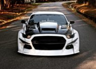 Widebody Ford Mustang GT clinched savini Airride 3 190x136 Black & White   Widebody Ford Mustang GT mit Airride