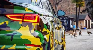 audi s3 sedan with camo wrap and radi8 wheels looks ready for fishing 1 310x165 Tipp: Privat  und Geschäftsleasing über gute rate.de