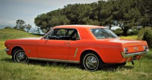 1964 Ford Mustang Pony Car 310x165 Abarth   traditionelles Tuning aus dem Herzen Italiens