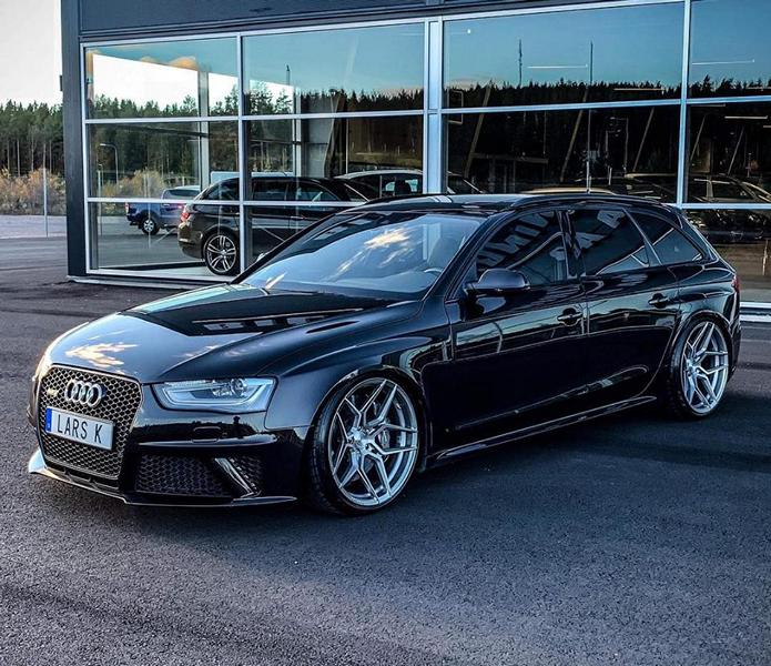 20 Zoll Rohana RFX11 Felgen Audi RS4 Avant B8 3 20 Zoll Rohana RFX11 Felgen am Audi RS4 Avant (B8)