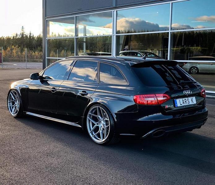 20 Zoll Rohana RFX11 Felgen Audi RS4 Avant B8 4 20 Zoll Rohana RFX11 Felgen am Audi RS4 Avant (B8)