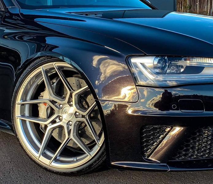 20 Zoll Rohana RFX11 Felgen Audi RS4 Avant B8 7 20 Zoll Rohana RFX11 Felgen am Audi RS4 Avant (B8)