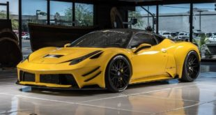2012 Ferrari 458 Italia Widebody von CB 310x165 Casil Motors Ferrari 328 Restomod mit 400 PS V8 Power