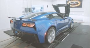 2019 Chevrolet Corvette ZR1 HP Tuners Chiptuning 310x165 Video: 2019 Chevrolet Corvette ZR1 von HP Tuners