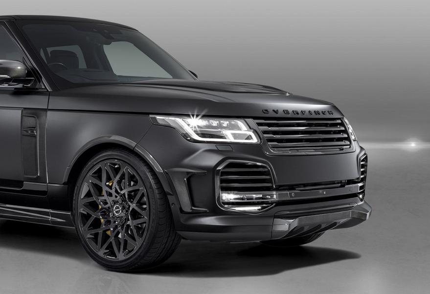 2019 Overfinch Range Rover Velocity Limited Edition Tuning 10 2019 Overfinch Range Rover Velocity Limited Edition