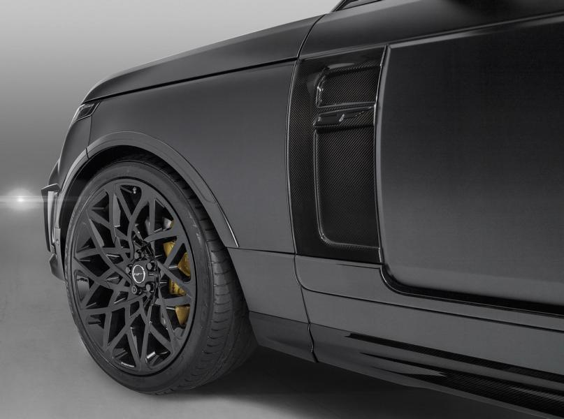2019 Overfinch Range Rover Velocity Limited Edition Tuning 13 2019 Overfinch Range Rover Velocity Limited Edition