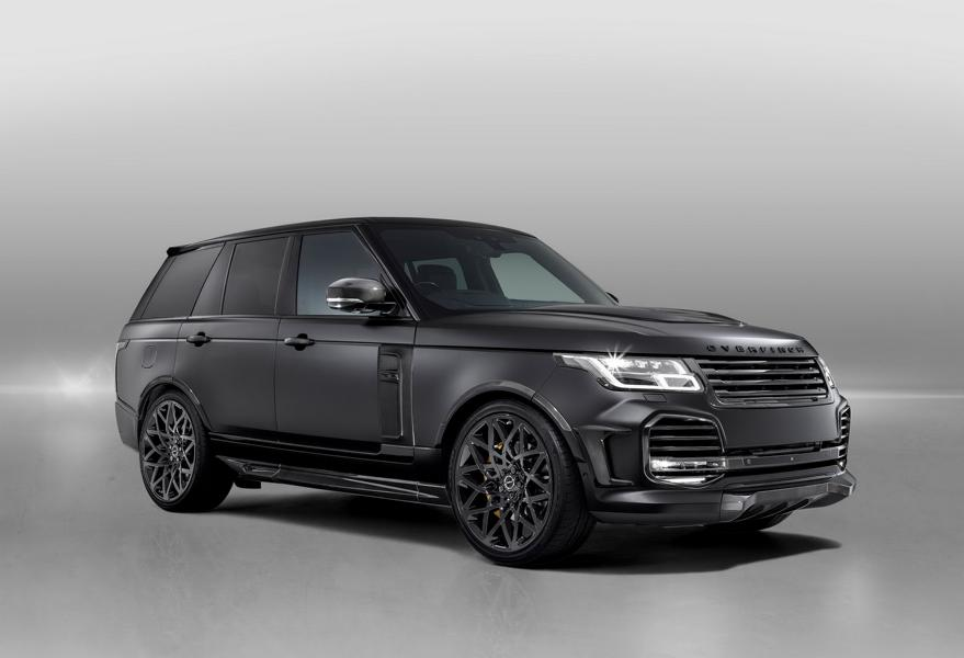 2019 Overfinch Range Rover Velocity Limited Edition Tuning 4 2019 Overfinch Range Rover Velocity Limited Edition