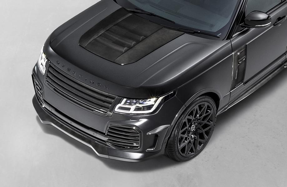 2019 Overfinch Range Rover Velocity Limited Edition Tuning 6 2019 Overfinch Range Rover Velocity Limited Edition