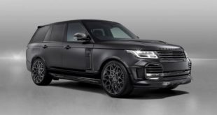 2019 Overfinch Range Rover Velocity Limited Edition Tuning slider 310x165 Range Rover Sandringham Edition vom Tuner Overfinch!
