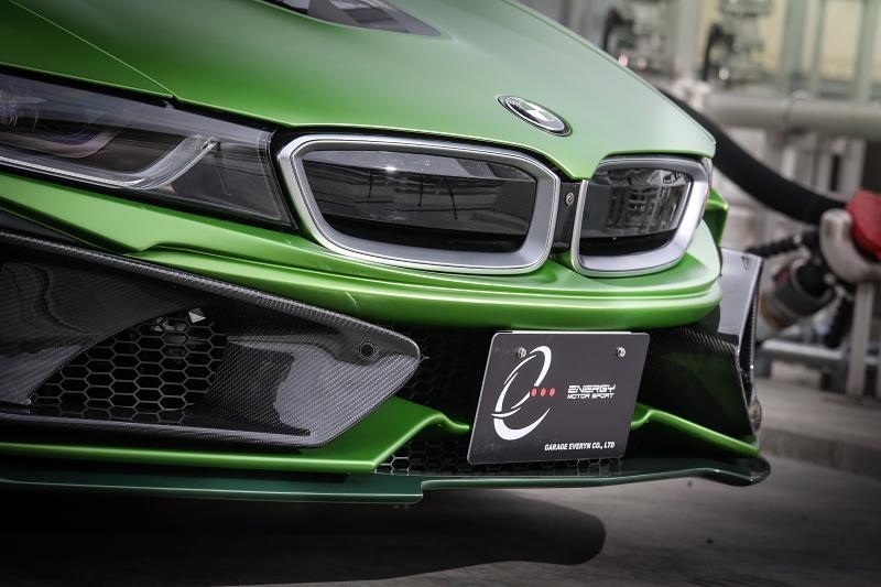 2019 Tuning BMW i8s Eve.Ryn EVO i8s E.N.ARMY eDITION Widebody 20 BMW i8s von Eve.Ryn als EVO i8s E.N.ARMY eDITION
