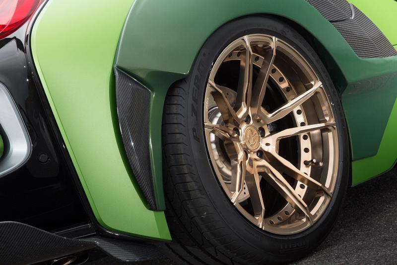 2019 Tuning BMW i8s Eve.Ryn EVO i8s E.N.ARMY eDITION Widebody 9 Im Trend   Breitbau Bodykits für den brutalen Auftritt
