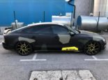 Audi A7 Performance Folierung camouflage Tuning 5 155x116 Neuer Look 2019   Audi A7 Performance von BB Folien