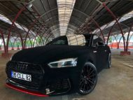 Audi RS5 Mercedes C63 AMG Samt Velvet Folierung Tuning 1 190x143 Video: Audi RS5 & Mercedes C63 AMG im Samtkleid