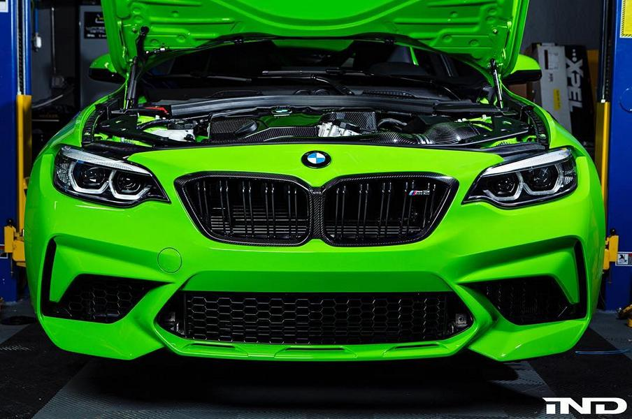 BMW M2 Competition Front iND Distribution M2 F87 Tuning 1 BMW M2 Competition Front am iND Distribution M2 (F87)