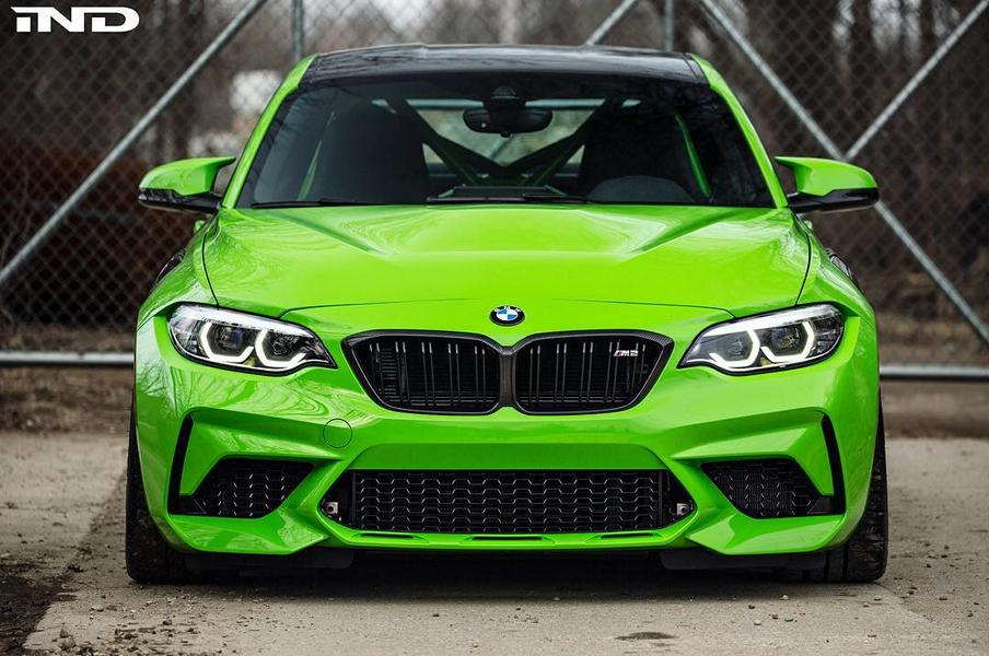 BMW M2 Competition Front iND Distribution M2 F87 Tuning 5 BMW M2 Competition Front am iND Distribution M2 (F87)