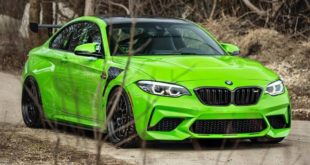 BMW M2 Competition Front iND Distribution M2 F87 Tuning slider 310x165 iND Distribution +600 PS BMW M2 (F87) Competition Coupe!