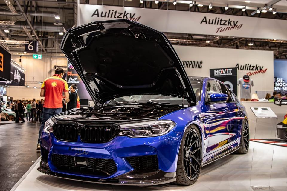 BMW M5 F90 Competition Aulitzky Tuning 4 835 PS BMW M5 F90 Competition von Aulitzky Tuning