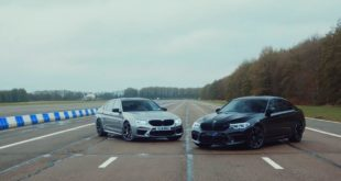 BMW M5 F90 Competition DMS Tuning 310x165 Video: Tuning vs. Serie   BMW M5 F90 Competition von DMS