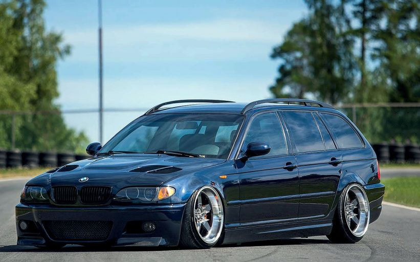 Already Cult Tuning On The Bmw E46 3er Tuning