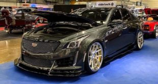 Cadillac CTS V Ferrada FR2 Airride Tuning slider 310x165 Cadillac Escalade V oder Chevrolet Tahoe SS Coupe?