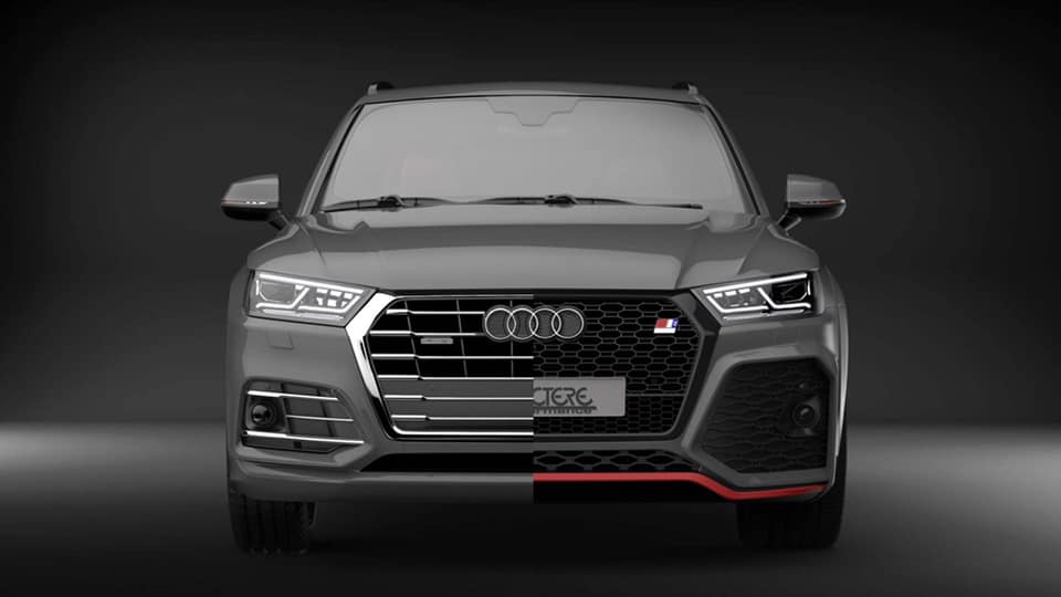 Caractere Exclusive Widebody Audi Q5 80A Tuning 11 Gelungen   Caractere Exclusive Widebody Audi Q5 (80A)