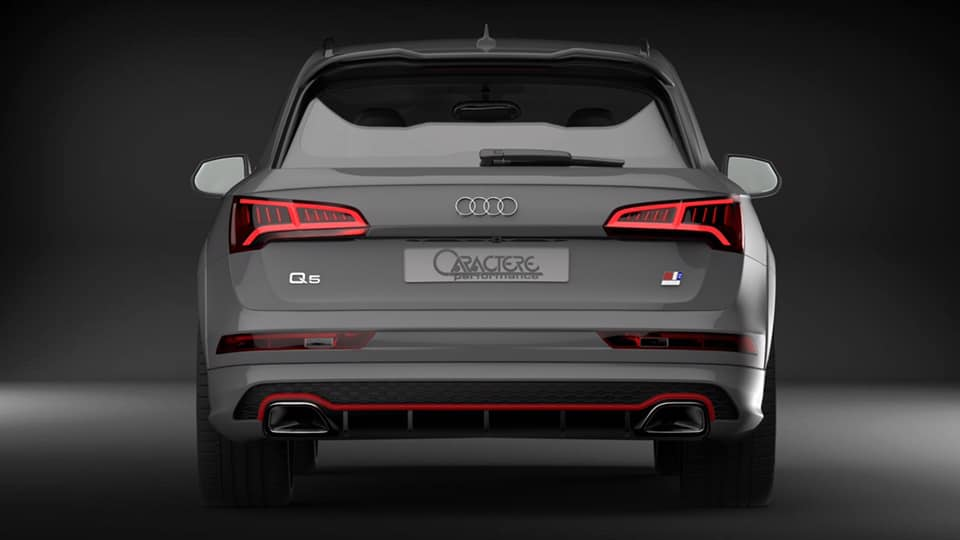 Caractere Exclusive Widebody Audi Q5 80A Tuning 2 Gelungen   Caractere Exclusive Widebody Audi Q5 (80A)