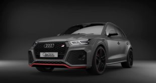 Caractere Exclusive Widebody Audi Q5 80A Tuning 3 310x165 Gelungen   Caractere Exclusive Widebody Audi Q5 (80A)