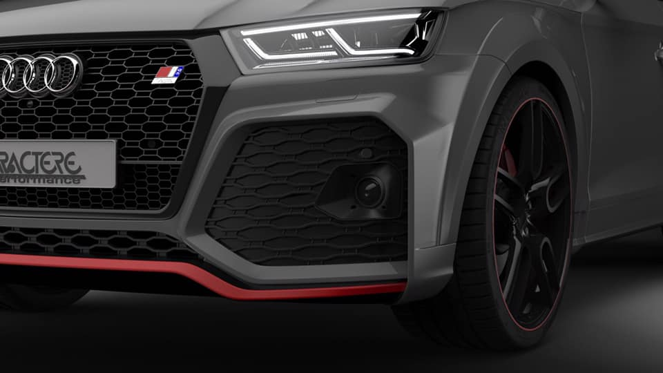 Caractere Exclusive Widebody Audi Q5 80A Tuning 6 Gelungen   Caractere Exclusive Widebody Audi Q5 (80A)