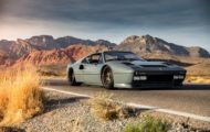 Casil Motors Ferrari F328 Restomod Airride Rotiform V8 10 190x120 Casil Motors Ferrari 328 Restomod mit 400 PS V8 Power