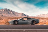 Casil Motors Ferrari F328 Restomod Airride Rotiform V8 4 190x127 Casil Motors Ferrari 328 Restomod mit 400 PS V8 Power