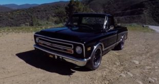 Chevrolet C10 V8 BigBlock 310x165 Video: Chevrolet C10 mit 640 PS am Rad dank V8 BigBlock