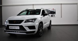 Cupra Ateca Chiptuning Speed Buster 5 310x165 Cupra Ateca 2.0 TSI mit 388 PS & 522 NM dank Speed Buster