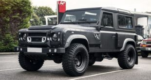 DEFENDER XS STATION WAGON 6.2 V8 FLYING HUNTSMAN 105 LONG NOSE Tuning e1554727924852 310x165 Longnose Land Rover Defender vom Tuner Kahn Design