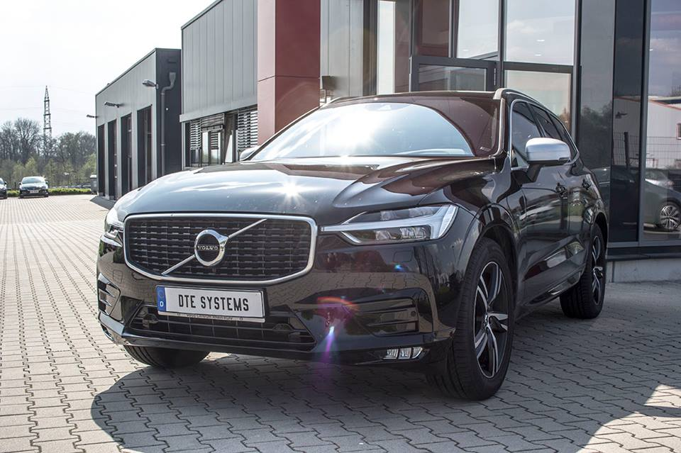 DTE Systems Volvo XC60 2.0 D5 Chiptuning 1 261 PS & 573 NM im DTE Systems Volvo XC60 2.0 D5