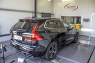 DTE Systems Volvo XC60 2.0 D5 Chiptuning 5 190x126 261 PS & 573 NM im DTE Systems Volvo XC60 2.0 D5