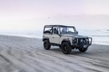 ECD Project Ranger Land Rover Defender D90 Tuning V8 10 155x103 430 PS im ECD Project Ranger Land Rover Defender D90