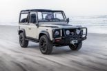 ECD Project Ranger Land Rover Defender D90 Tuning V8 11 155x103 430 PS im ECD Project Ranger Land Rover Defender D90