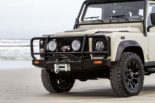 ECD Project Ranger Land Rover Defender D90 Tuning V8 2 155x103 430 PS im ECD Project Ranger Land Rover Defender D90