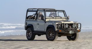 ECD Project Ranger Land Rover Defender D90 Tuning V8 20 310x165 Project Grey Goose V8 Land Rover Defender mit 430 PS
