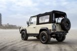 ECD Project Ranger Land Rover Defender D90 Tuning V8 8 155x103 430 PS im ECD Project Ranger Land Rover Defender D90